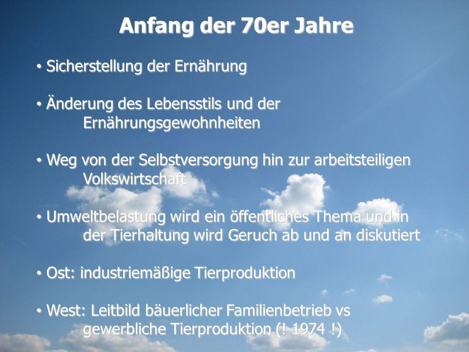 Ammoniakproblematik nach TA-Luft 2002 nach TA-Luft 2002 Zusatzbelastung in µg/m³ im Jahresmittel