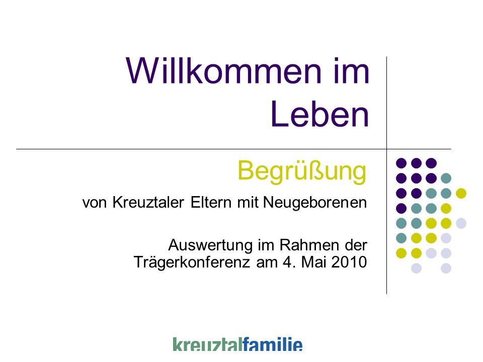 22 Kostenaufwand & -beteiligung Ergebnis 2009 Ausgaben Stadt Kreuztal: Sach- und Honorarkosten 17.500 zzgl.
