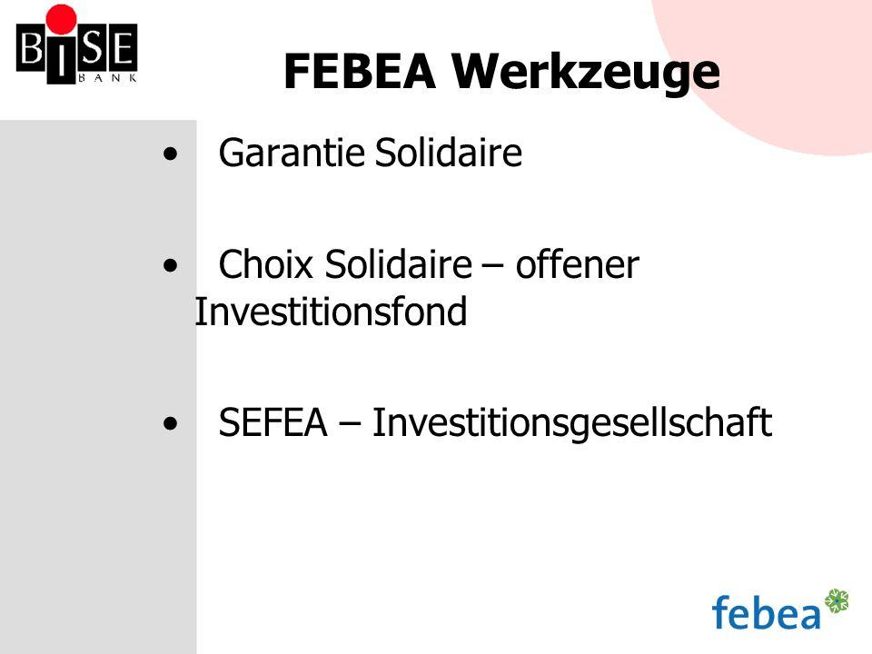 Mitglieder Belgien Crédal Hefboom Dänmark Mekur, Genossenschaftbank Frankreich Groupe Crédit Coopératif Caisse Solidaire du Nord Pas-de- Calais Femu Q