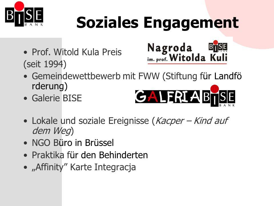 Soziales Engagement Prof.