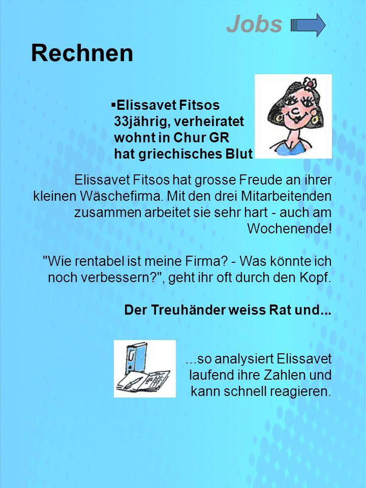 Elissavet Fitsos hat grosse Freude an ihrer kleinen Wäschefirma.