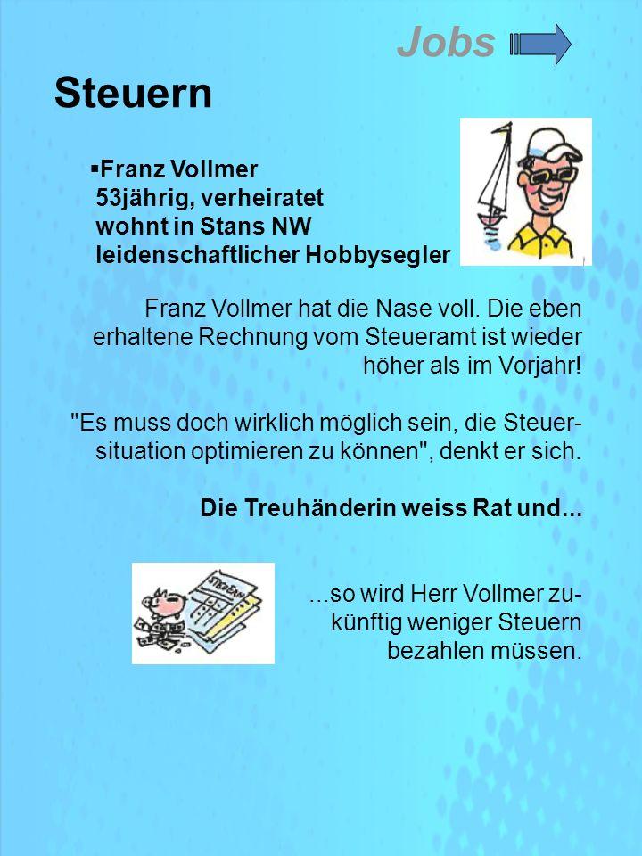 Franz Vollmer hat die Nase voll.