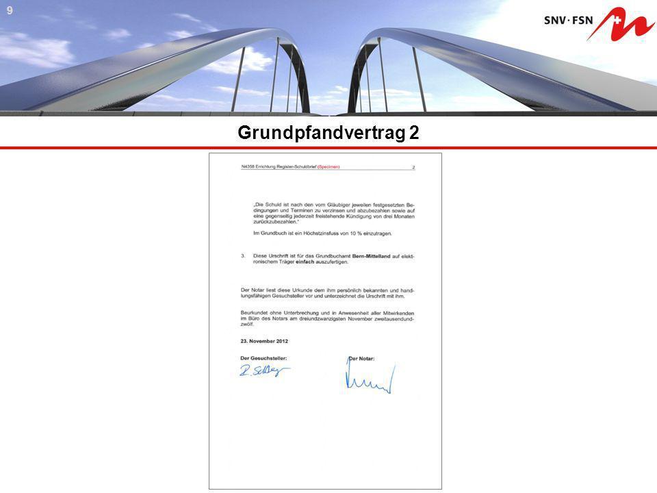 Grundpfandvertrag 2 49