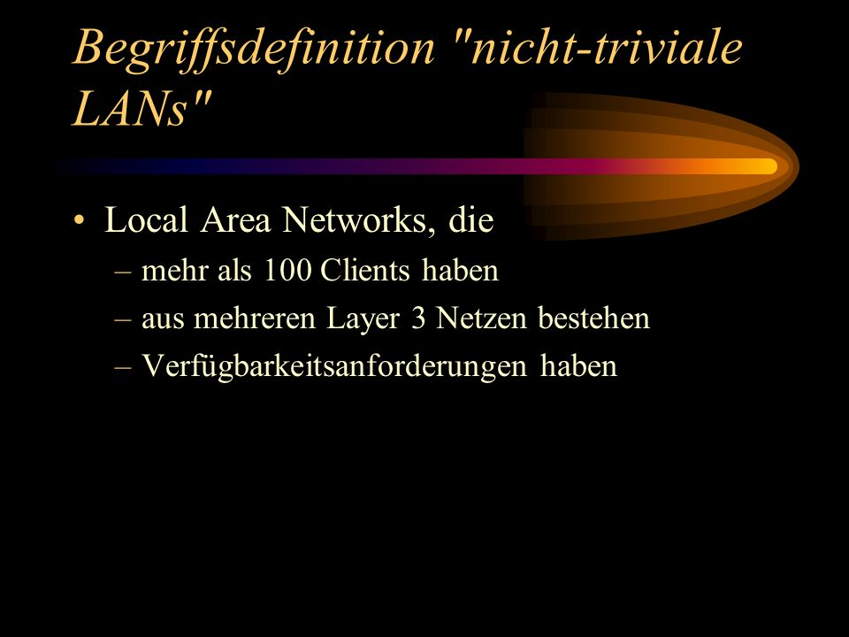 QoS und CoS Quality of Service –Collection of technologies which allows applications/ users to request and receive predictable service levels in terms of data throughput capacity (bandwidth), latency variations (jitter) and delay –TEI-103_Jean-Marc_Barozet.pdfTEI-103_Jean-Marc_Barozet.pdf –garantiert –gesichert –z.B.