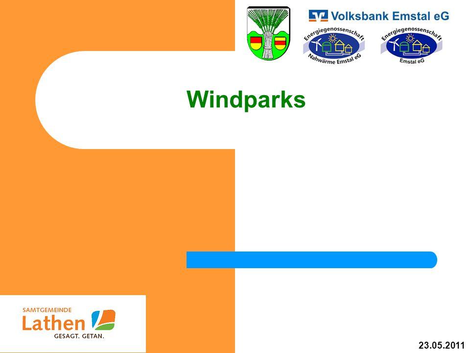 Windparks 23.05.2011