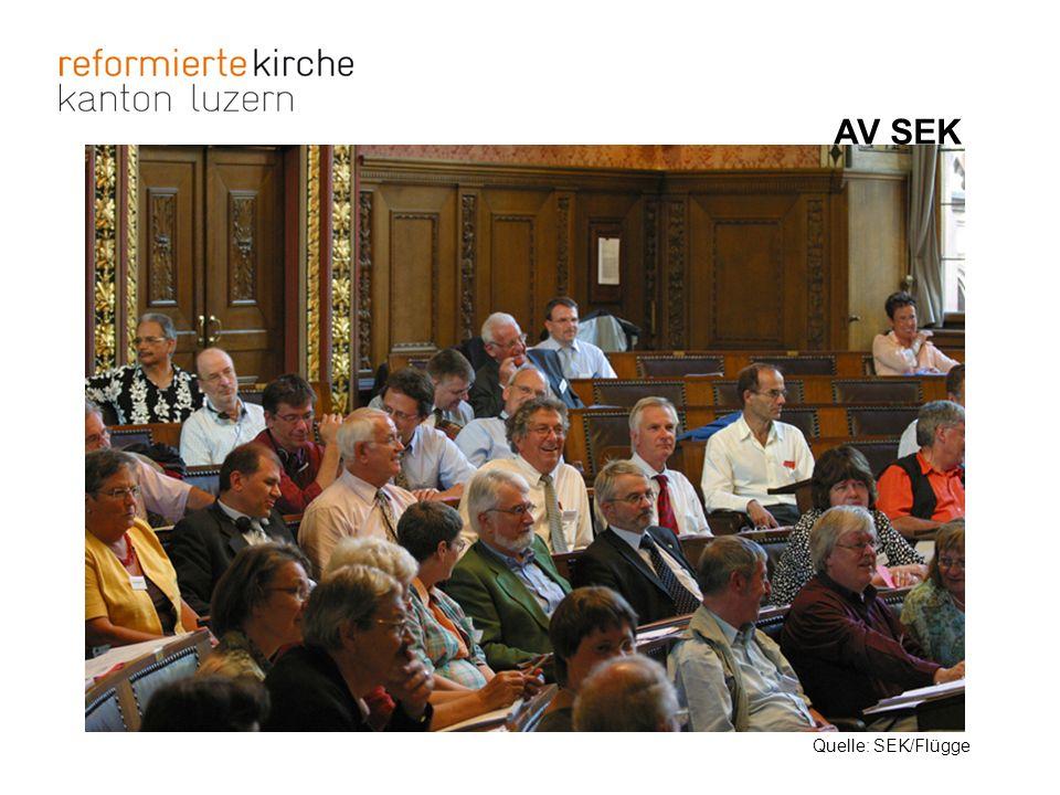 AV SEK Quelle: SEK/Flügge