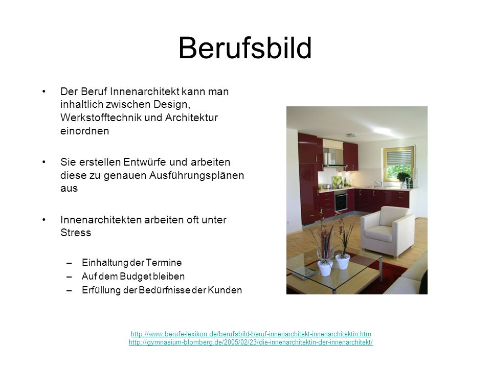 Innenarchitekt ausbildung  Innenarchitekt Vs. Interior Designer? – Homemate ♧ Interior ...