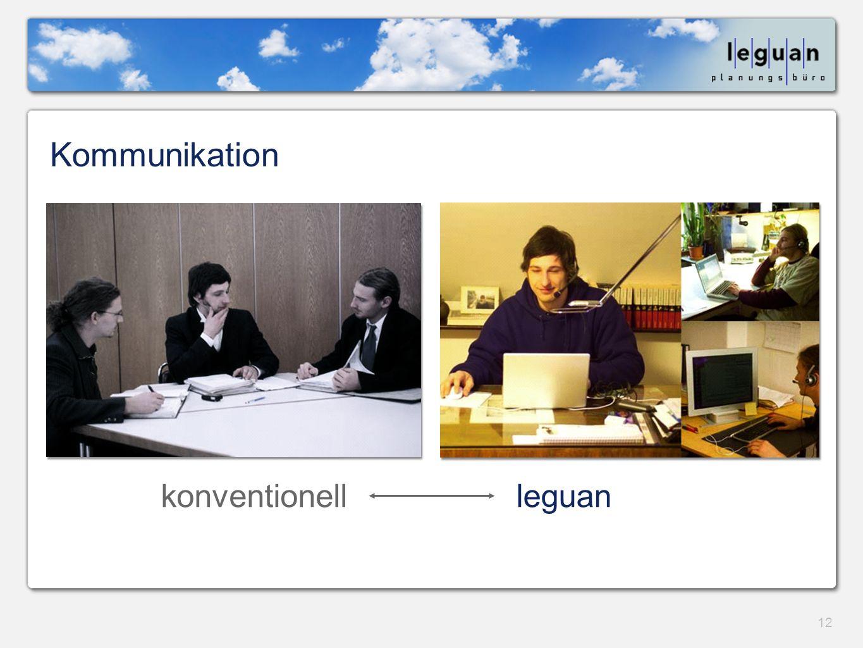 12 Kommunikation konventionellleguan