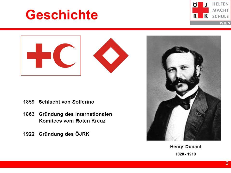 3 3 Verbreitung In 189 Ländern gib es eine Rotkreuz- Rothalbmondbewegung.