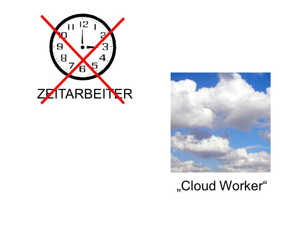 ZEITARBEITER Cloud Worker