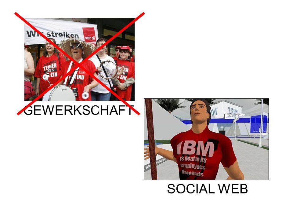 GEWERKSCHAFT SOCIAL WEB