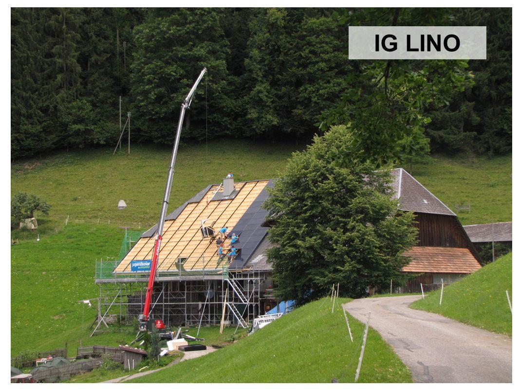 Private Antwort: Balmeggberg Referat Bildungszentrum WWF, 1.6.12, Anton Küchler, Büro Weichen stellen IG LINO
