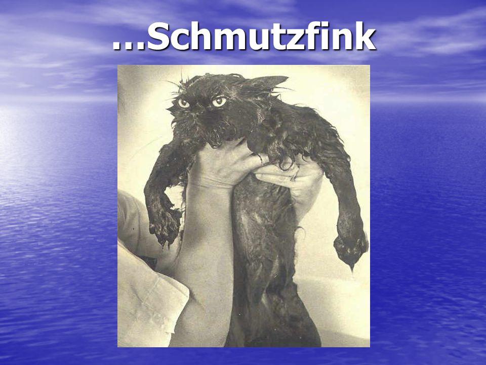…Schmutzfink