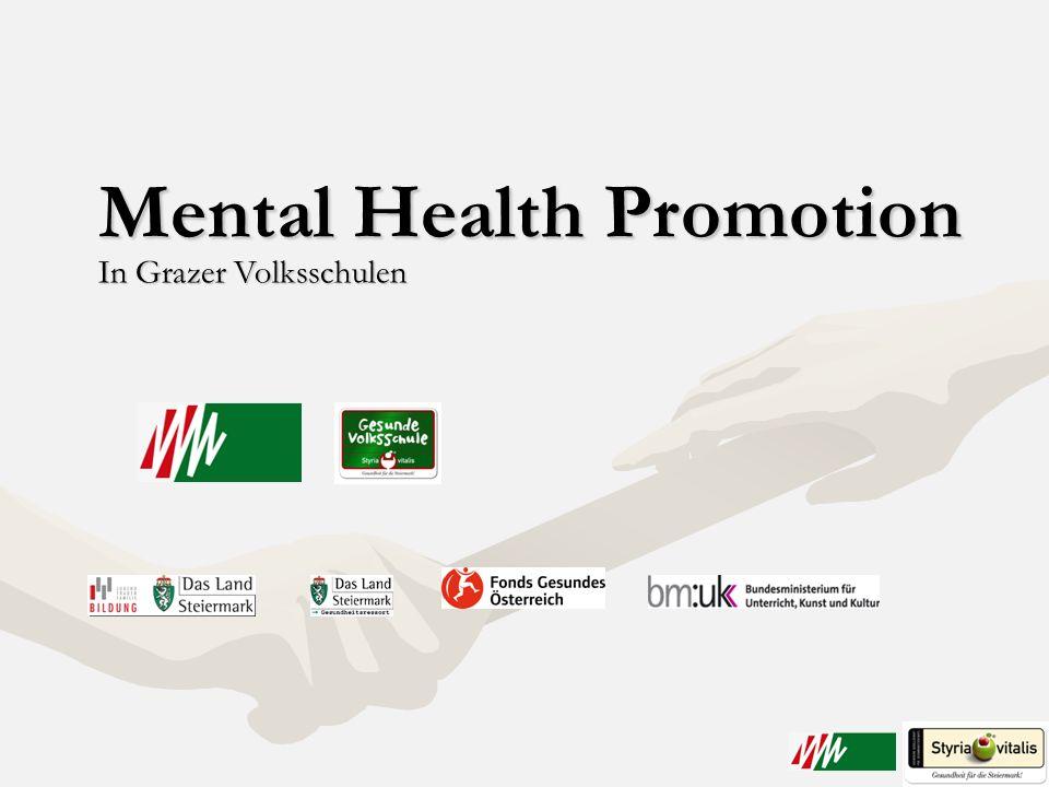Mental Health Promotion In Grazer Volksschulen