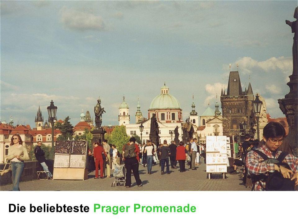 Die beliebteste Prager Promenade