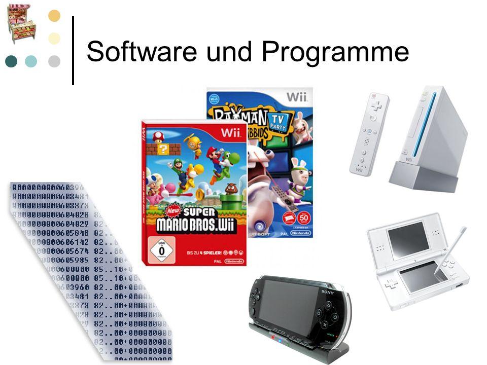 Software und Programme