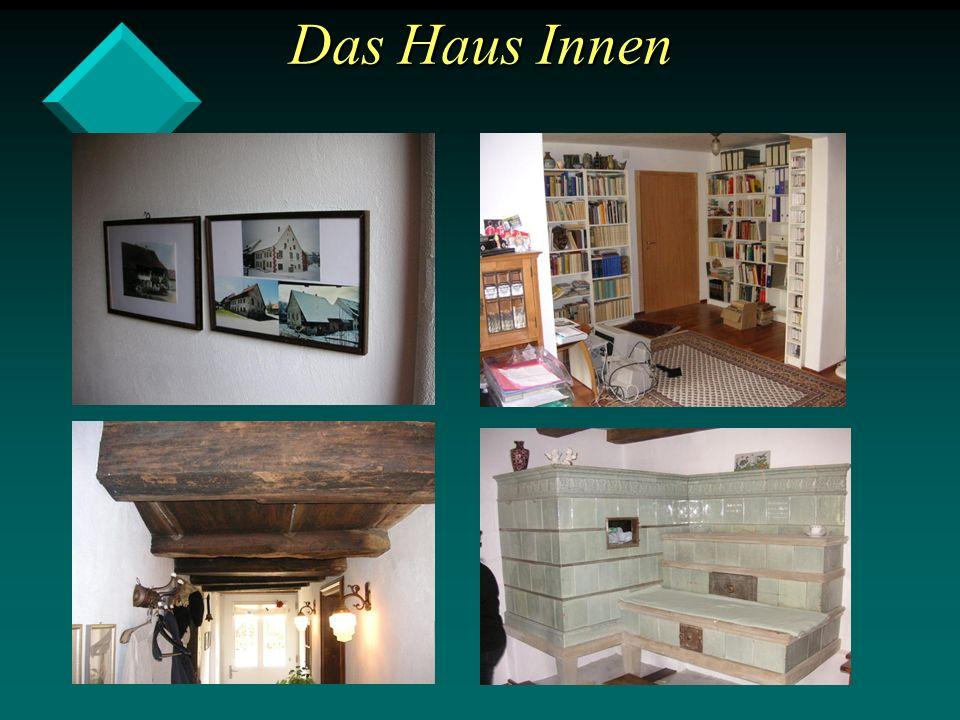 Das Haus Innen 2