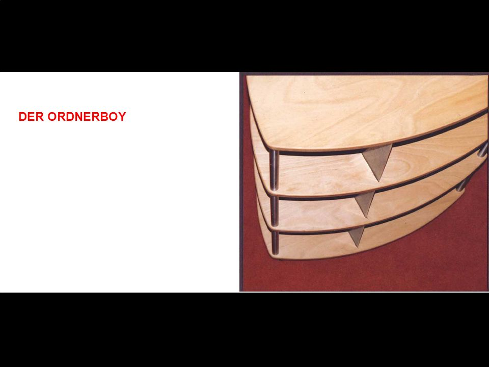 DER ORDNERBOY