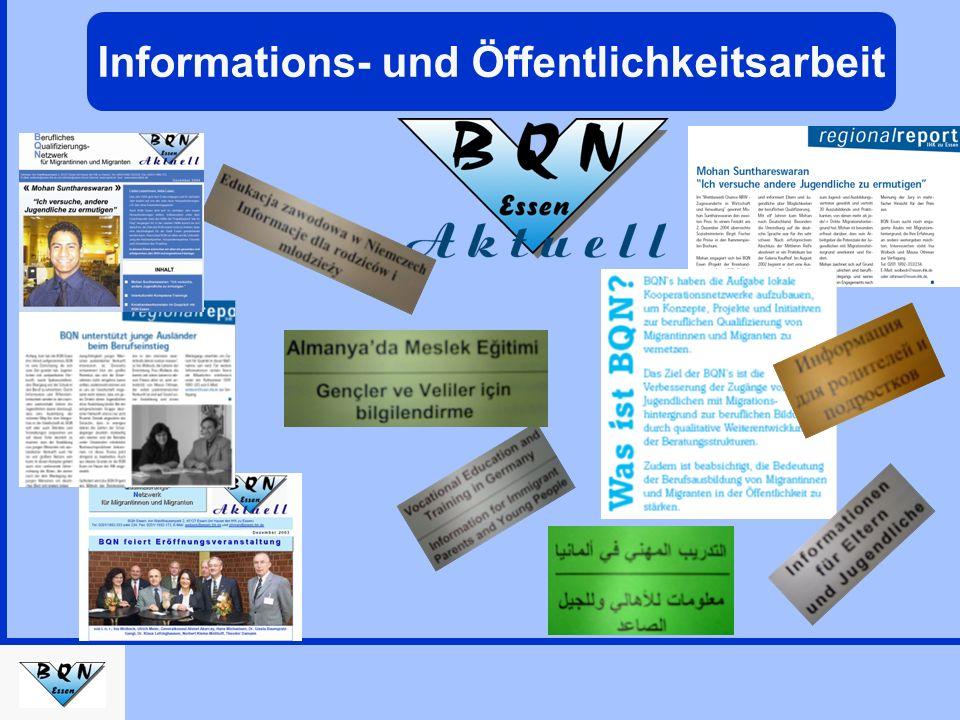 Informations- und Öffentlichkeitsarbeit