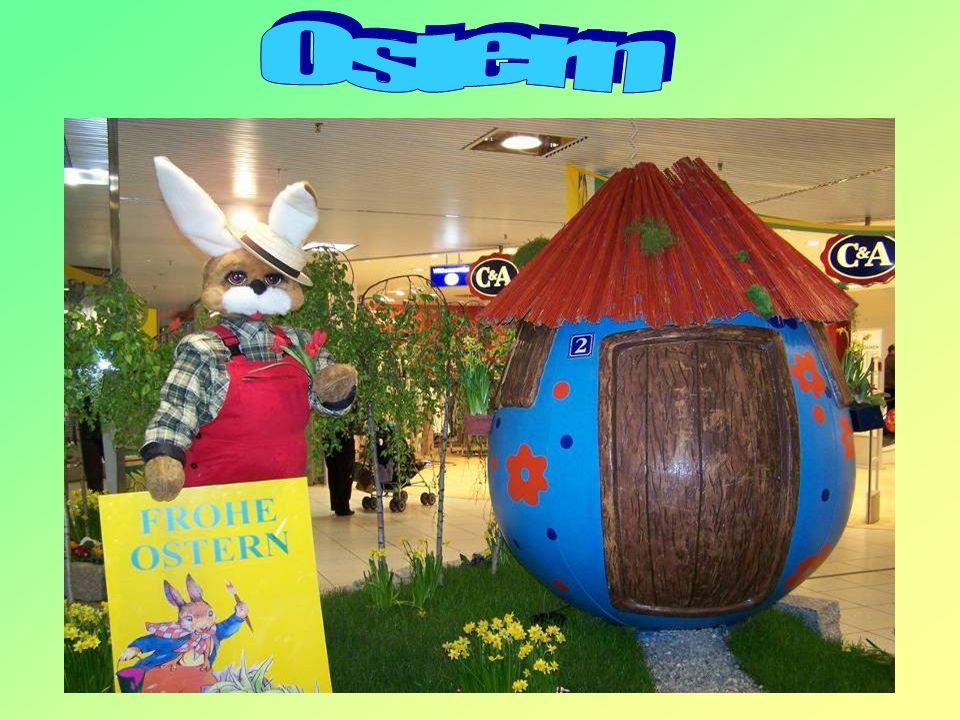 2 Ostern gehört zu beliebten deutschen Festen.