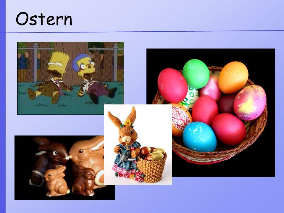 Ostern? Eier! Eier: hoher Cholesterin- anteil erhöhen Cholesterin- Spiegel