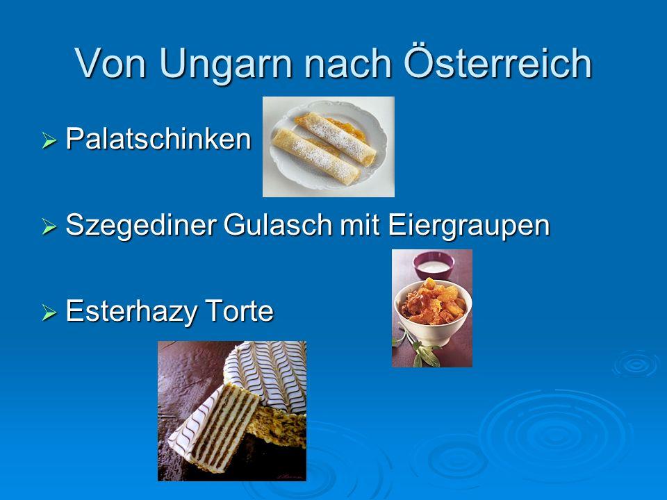 Speisen in Österreich Steirisches Wurzelfleisch Steirisches Wurzelfleisch Schweinsbraten Schweinsbraten Brettl Jausn Brettl Jausn Käsespätzle Käsespätzle