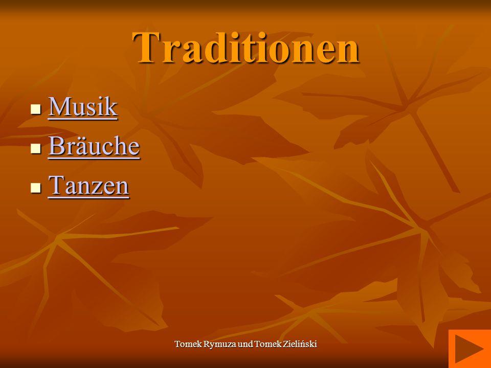 Tomek Rymuza und Tomek Zieliński Traditionen Musik Musik Musik Bräuche Bräuche Bräuche Tanzen Tanzen Tanzen