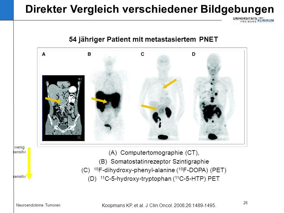 26 Koopmans KP, et al. J Clin Oncol. 2008;26:1489-1495.