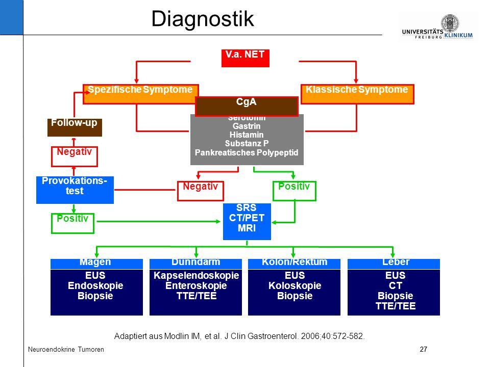 2729 Adaptiert aus Modlin IM, et al. J Clin Gastroenterol.