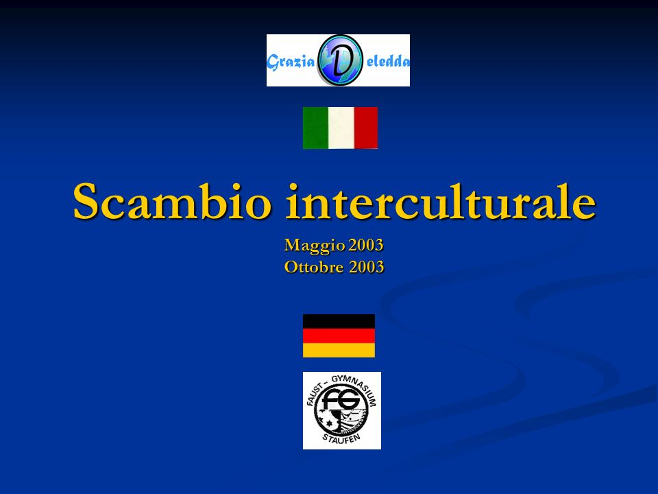 Scambio 2003: Genova e le nostre impressioni Anja, Caroline, Franziska, Julia, Lena, Lisa, Lukas, Markus, Matthias, Miriam, Sebastian, Simon, Tanja