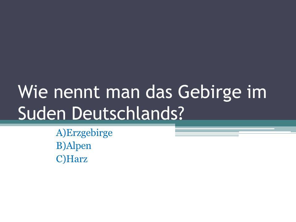 Welchen Fluss besang Heinrich Heine im Gedicht Lorelei? A)Die Donau B)der Rhein C) die Elbe