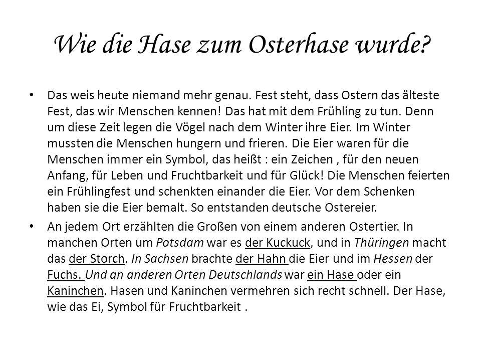 Benennungen Potsdam Thüringen Sachsen Hessen