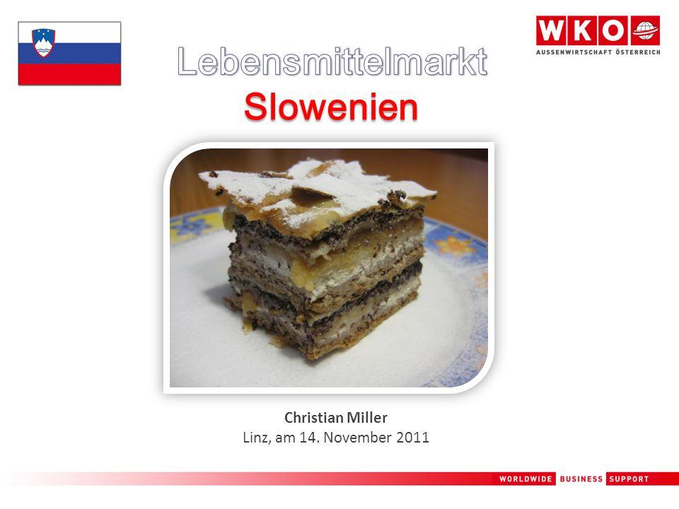 Christian Miller Linz, am 14. November 2011