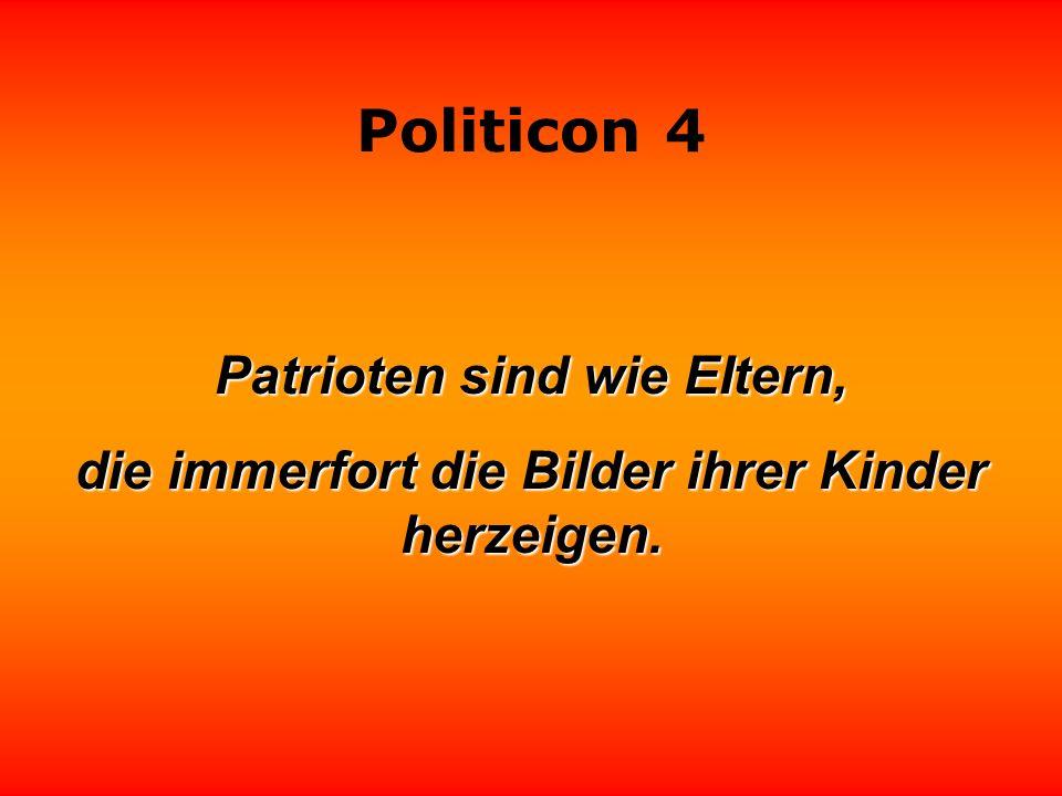 Politicon 4 Öffentliche Meinung ist etwas, worauf sich hauptsächlich solche Politiker berufen, die keine eigene Meinung haben. Amintore Fanfani