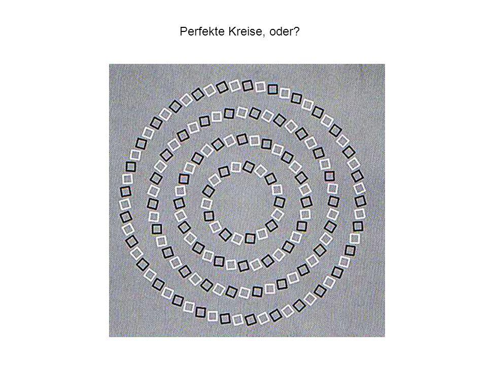 Perfekte Kreise, oder?