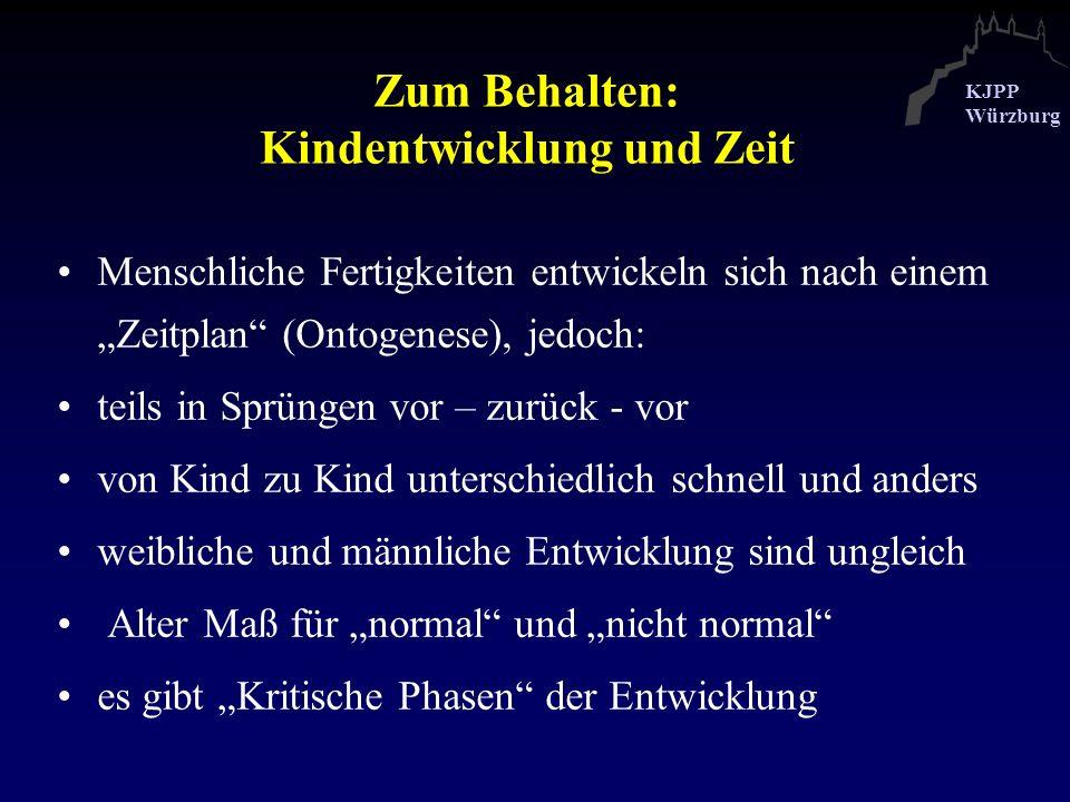 KJPP Würzburg Musterbewegung Muster Musterbewegungserkennung: Keine Aktivität in Region V5 bei Legasthenikern Mustererkennung: Keine Unterschiede in der Region V1/V2 (Eden et al., Nature 382, 66, 1996)