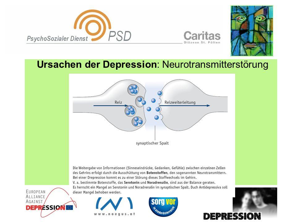 Epidemiologie: Depressionen sind häufig.Jeder 4. durchlebt irgendwann eine Depression.