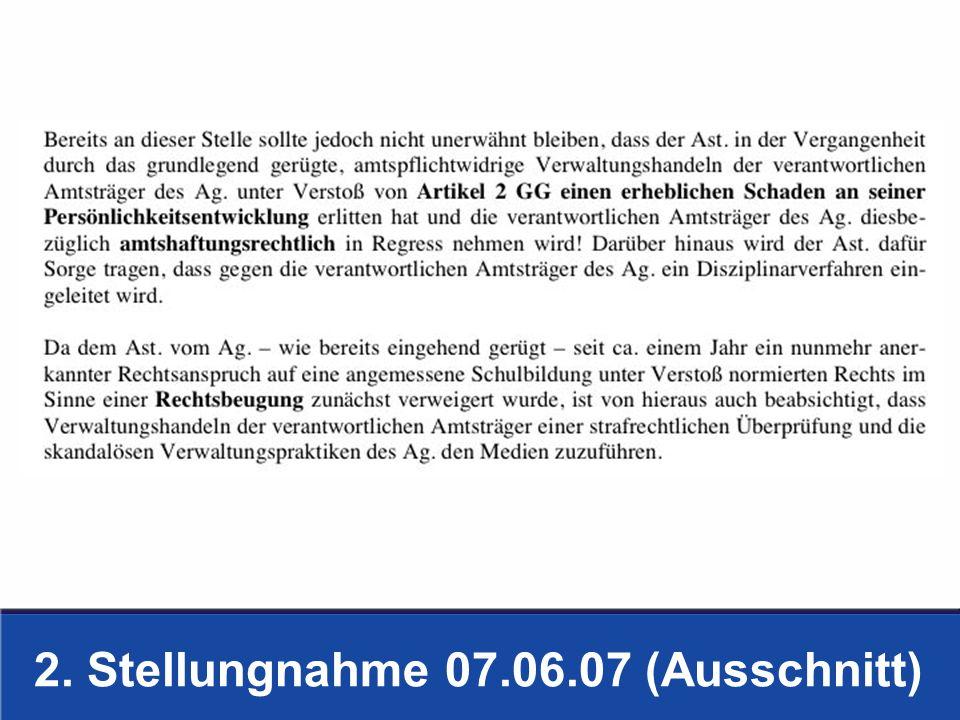 2.Anschreiben Rechtsanwalt Anschreiben an das Verwaltungsgericht 15.