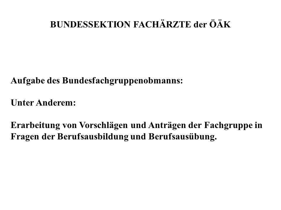Ausbildungsordnung Orthopädie und Orthopädische Chirurgie Anlage 30 ÄAO A.