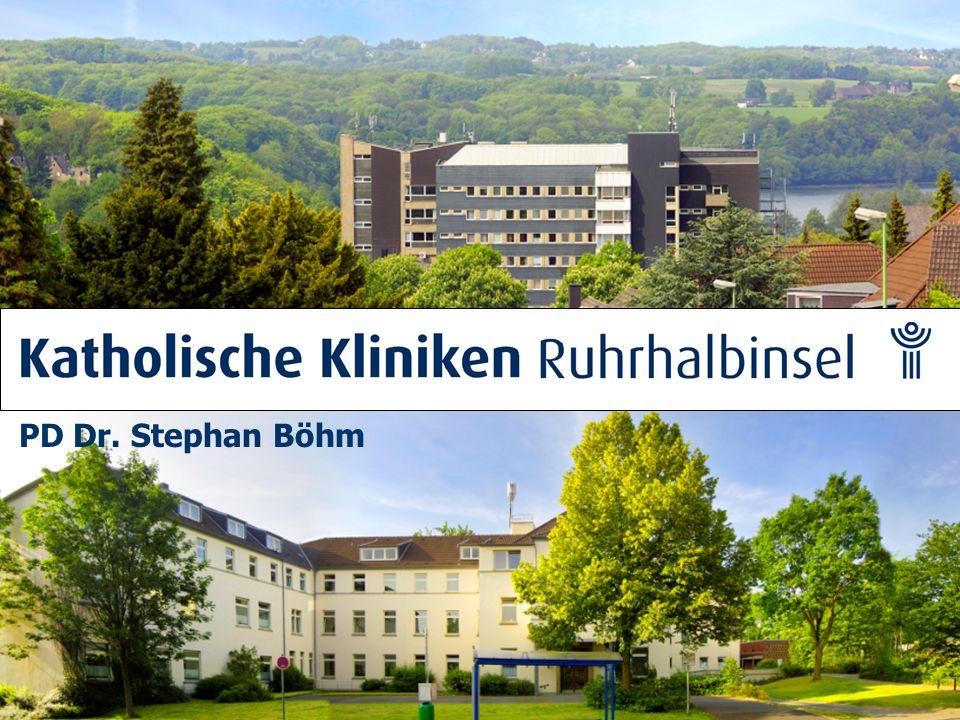 PD Dr. Stephan Böhm