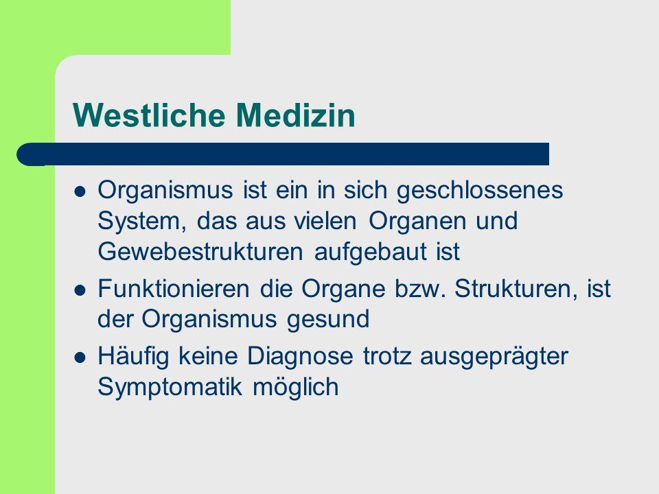 Westliche Medizin Organismus ist ein in sich geschlossenes System, das aus vielen Organen und Gewebestrukturen aufgebaut ist Funktionieren die Organe