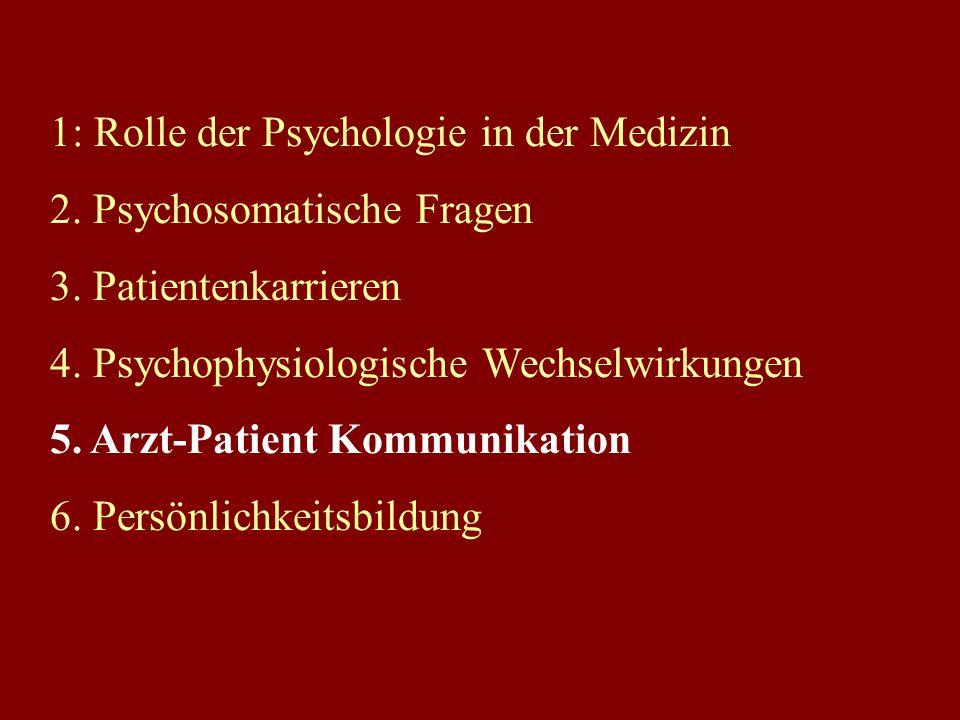 PSYCHOLOGICAL HARDINESS Kobasa (1982) CONTROL Glaube an die Machbarkeit und Bewältigbarkeit der meisten Situationen CHALLENGE Wandel ist die Norm und
