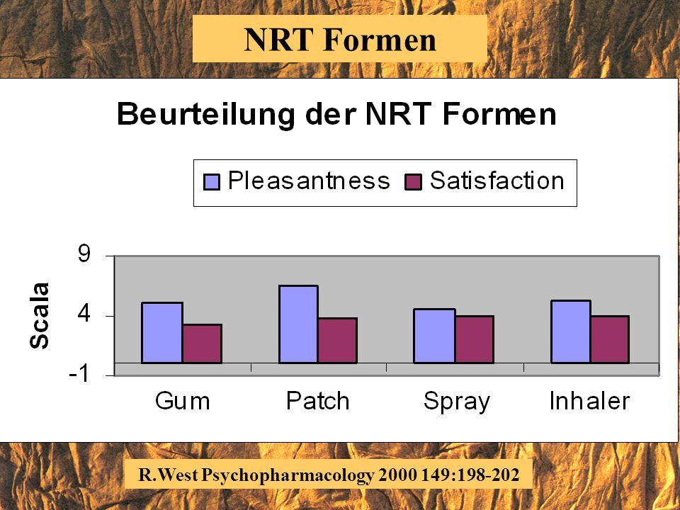 NRT Formen R.West Psychopharmacology 2001 153:225-30