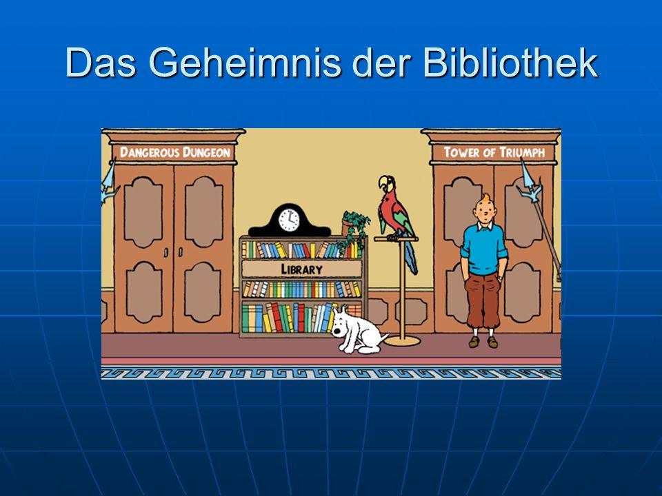 Das Geheimnis der Bibliothek