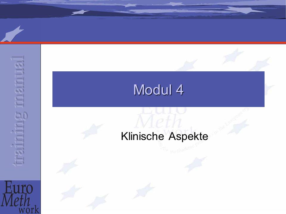 Klinische Aspekte Modul 4
