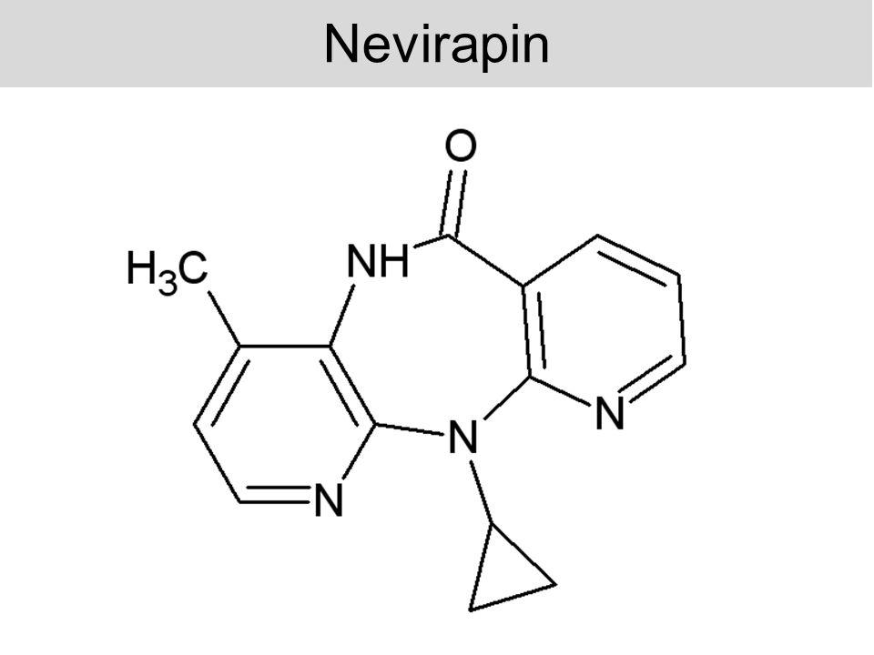 Nevirapin:Synthese + 3-Amino-2-chlor- 4-methylpyridin Chlornikotin- säurechlorid
