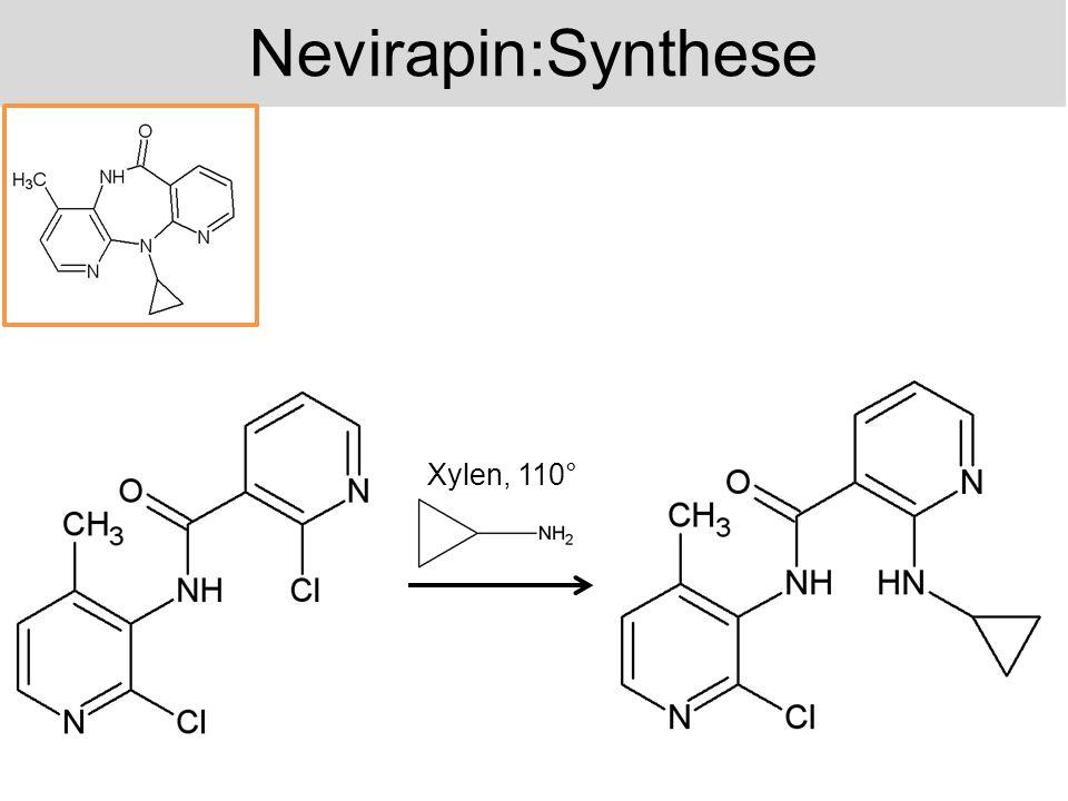 Nevirapin:Synthese NaH/ Bis(2- methoxyethyl)ether