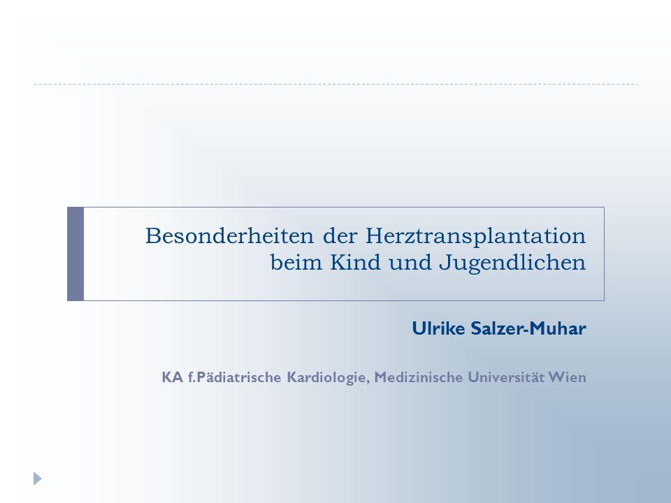 Späte Diagnose –sekundäre CMP bei nichtkardialer Grunderkrankung Untersuchung von Geschwistern Metabolismus von Medikamenten Immunsuppression Statine Relapse der Grunderkrankung im Transplantat?