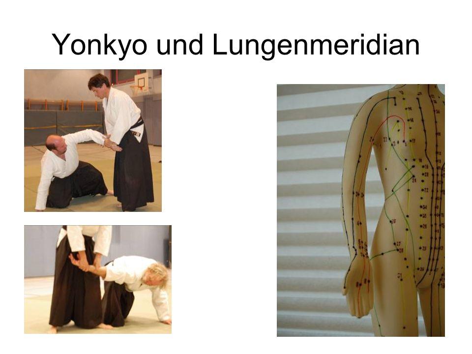 Yonkyo und Lungenmeridian