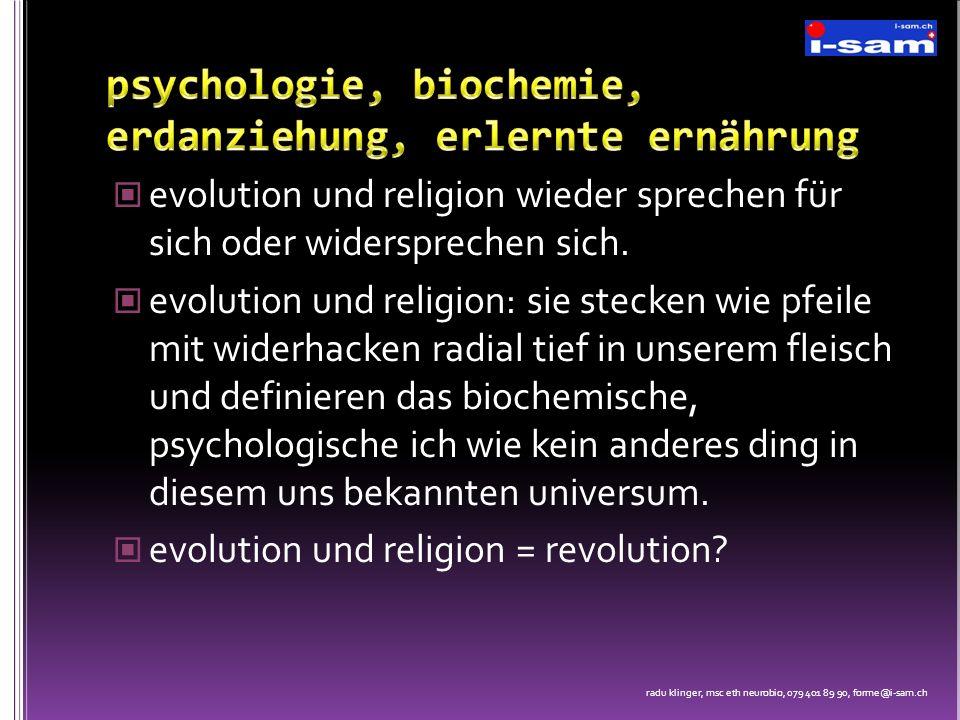 evolution und religion wieder sprechen für sich oder widersprechen sich. evolution und religion: sie stecken wie pfeile mit widerhacken radial tief in